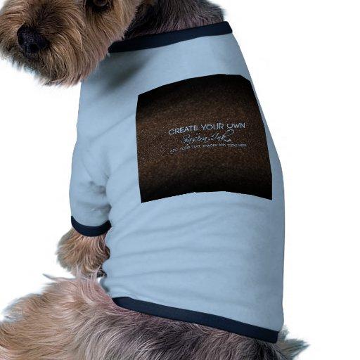 Cree sus los propios camiseta de mascota