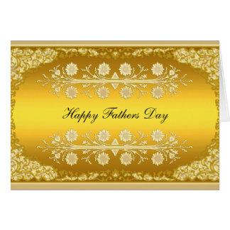"""Cree sus los propios """"día de padres feliz """" tarjeta de felicitación"""
