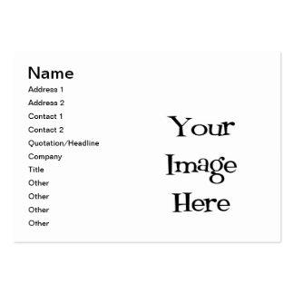 Cree sus los propios Diseñe su propio personaliza Tarjetas De Visita