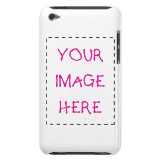 Cree sus los propios iPod touch Case-Mate protectores