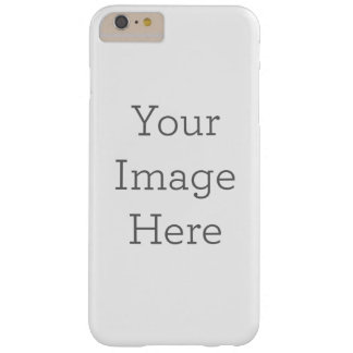 Cree sus los propios funda barely there iPhone 6 plus
