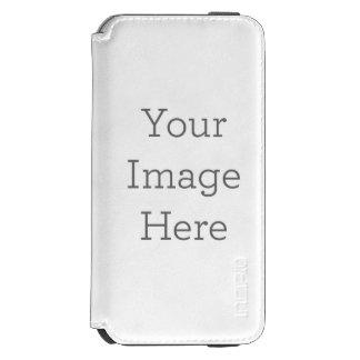 Cree sus los propios funda billetera para iPhone 6 watson