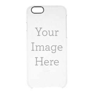 Cree sus los propios funda clearly™ deflector para iPhone 6 de uncommon