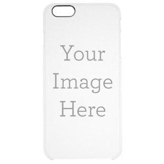 Cree sus los propios funda clearly™ deflector para iPhone 6 plus de unc