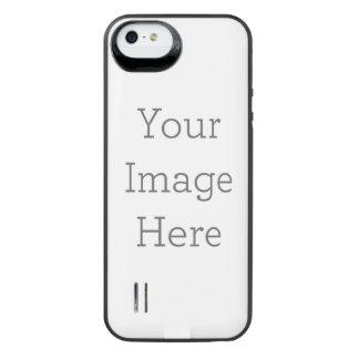 Cree sus los propios funda con bateía para iPhone SE/5/5s