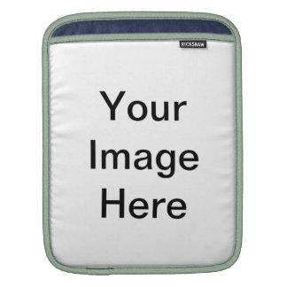 Cree sus los propios funda para iPads