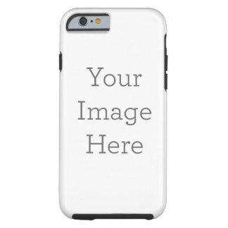 Cree sus los propios funda de iPhone 6 tough