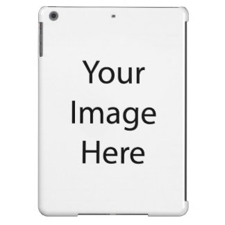 Cree sus los propios funda para iPad air