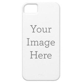 Cree sus los propios funda para iPhone 5 barely there