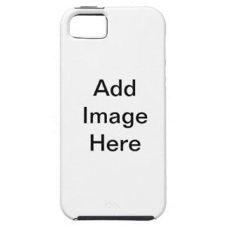 Cree sus los propios funda para iPhone 5 tough