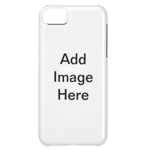 Cree sus los propios funda para iPhone 5C
