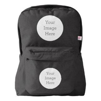 Cree sus los propios mochila