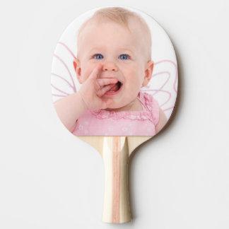 Cree sus los propios pala de tenis de mesa