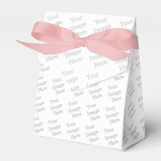 Cree sus los propios paquete de regalo para fiestas