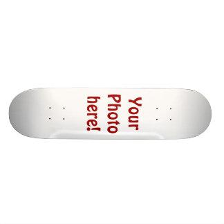 ¡Cree sus los propios! Skate Board