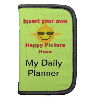 Cree sus los propios planificador diario