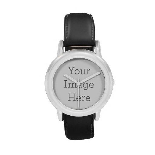 Cree sus los propios reloj