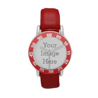 Cree sus los propios reloj de mano