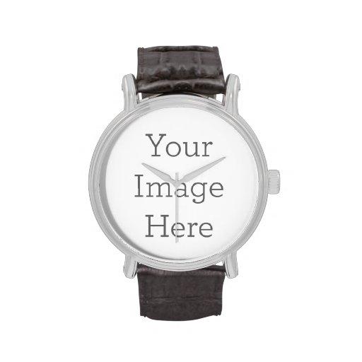Cree sus los propios relojes de mano