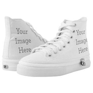 Cree sus los propios zapatillas