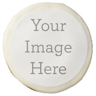Cree sus propias galletas de azúcar de la foto