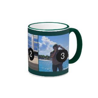 Cree sus propias imágenes del momento 3 del estilo taza de dos colores