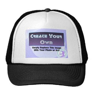 Cree sus propias plantillas del producto gorras