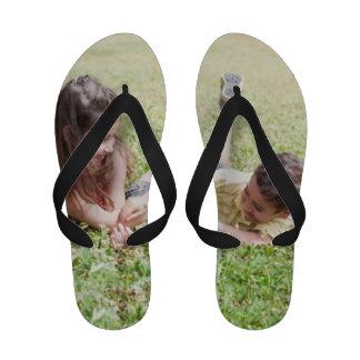 Cree sus propias solas sandalias de la correa de P