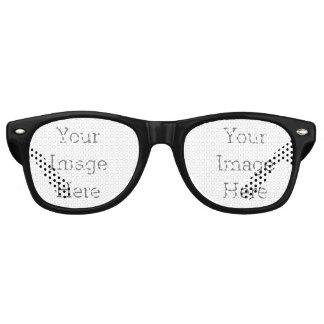 Cree sus propias sombras del fiesta gafas de fiesta