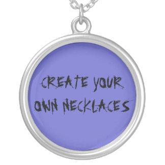 Cree sus propios collares