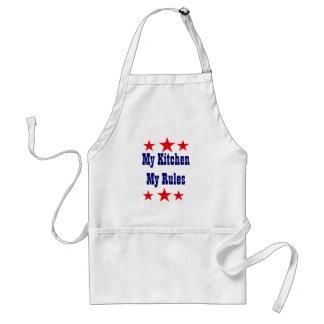 Cree sus propios delantales mi cocina