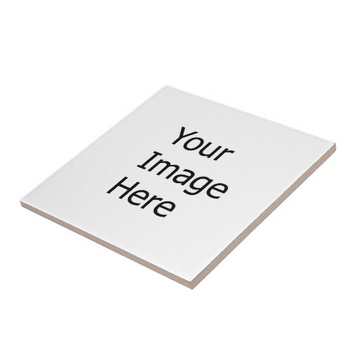 Cree sus propios productos. Añada su imagen Azulejo Cuadrado Pequeño