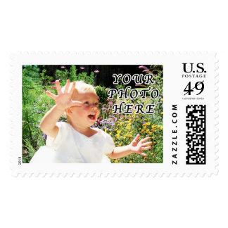 Cree sus propios sellos con SU FOTO