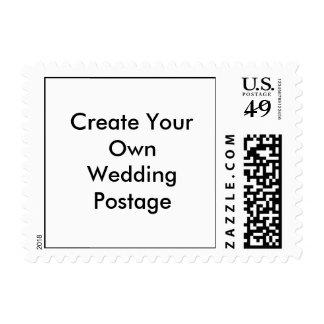 Cree sus propios sellos del boda
