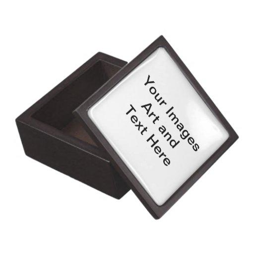 """Cree un 3"""" grande X3 """" Caja De Recuerdo De Calidad"""