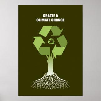 CREE UN CAMBIO DE CLIMA IMPRESIONES
