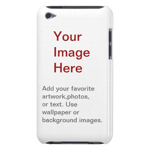 Cree un caso del tacto de iPod Barely There iPod Carcasa