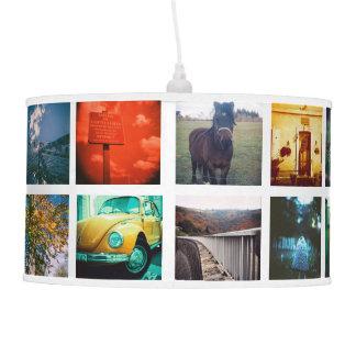 Cree un instagram único y original lámpara de techo