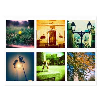 Cree un instagram único y original postales