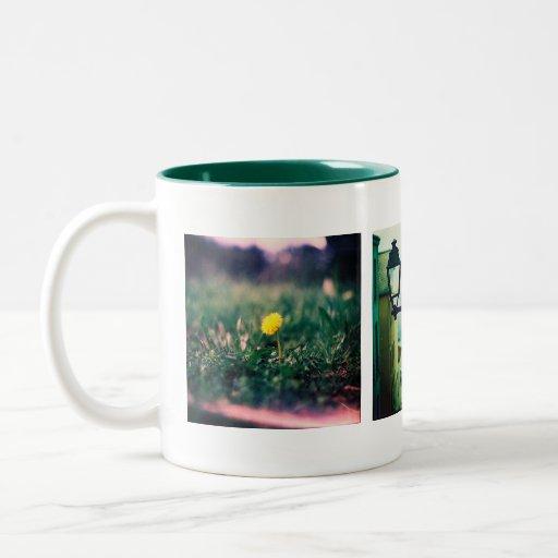Cree un instagram único y original tazas de café