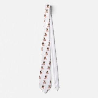 Cree un mejor mundo corbata personalizada