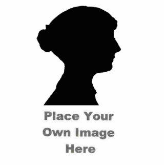 Cree un ornamento de la escultura de la foto adorno fotoescultura
