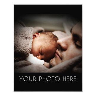 Cree un regalo de la foto de familia