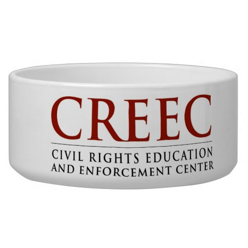 CREEC Dog Bowl