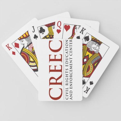 CREEC Playing Cards