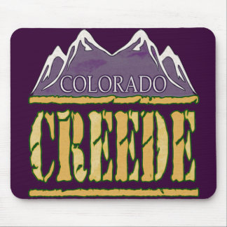 Creede, Colorado Mouse Pad