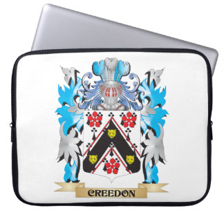 Creedon Coat of Arms - Family Crest Computer Sleeve