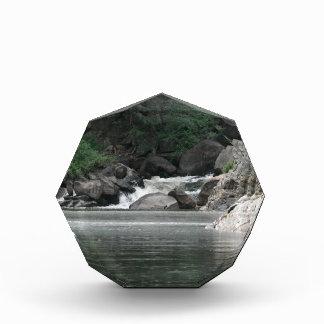Creek Acrylic Award