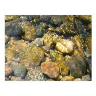 Creek Bed Postcard