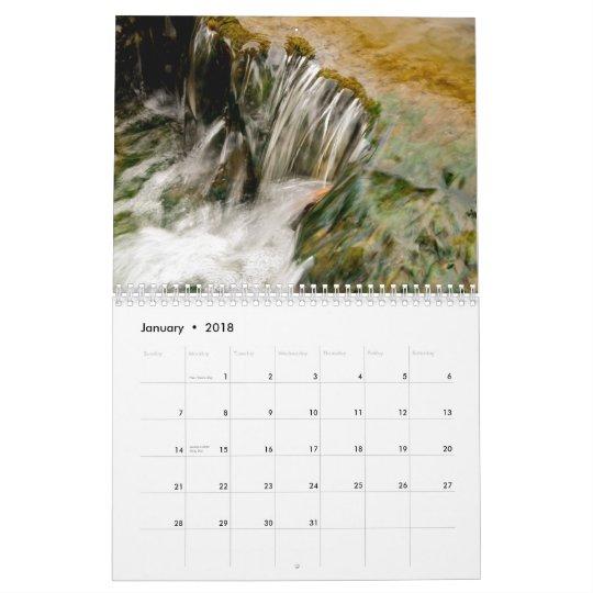 Creek calendar